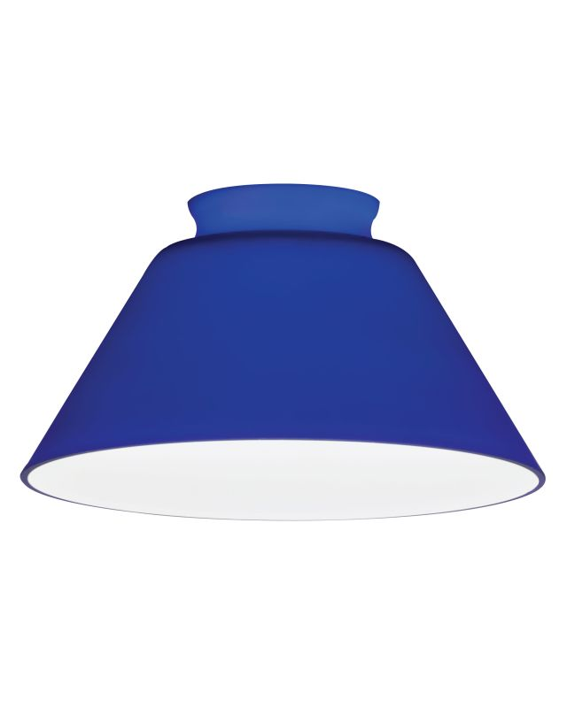Lithonia Lighting DCNE 1006 M6 Cobalt Blue Decorative Cone Shade