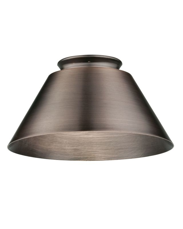 Lithonia Lighting DMCN BZ M6 Bronze Decorative Metal Cone Shade Bronze