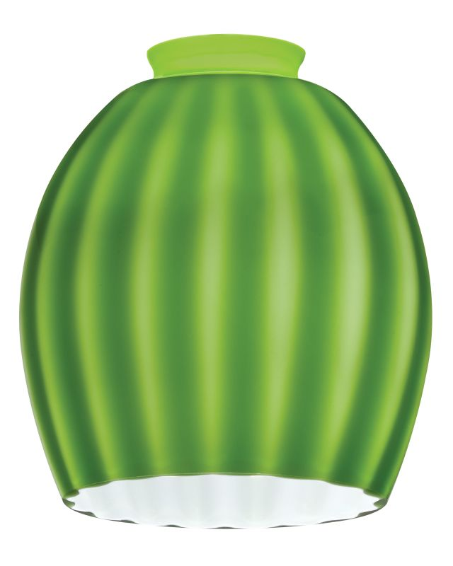 Lithonia Lighting DRBL 1008 M6 Green Melon Decorative Ball Shade Green