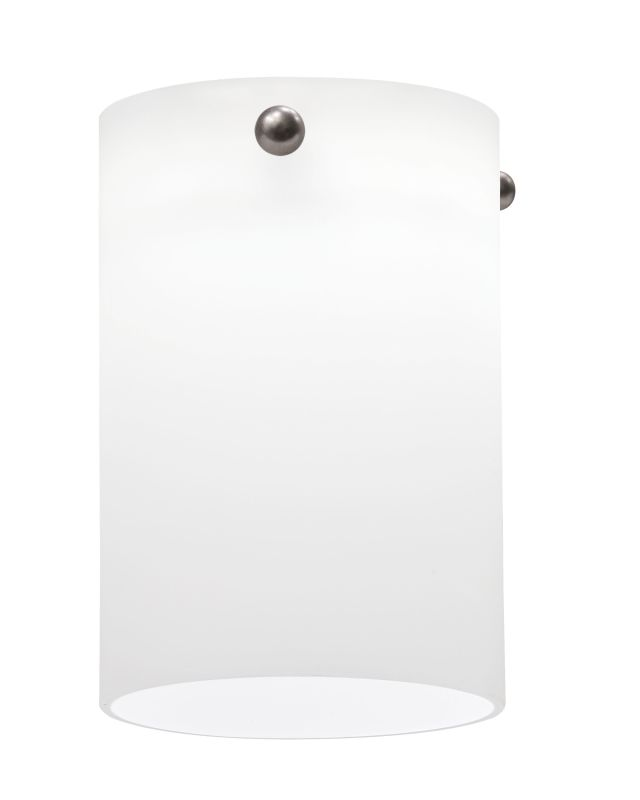 Lithonia Lighting DSCL 1001 M6 Opal White Decorative Short Cylinder