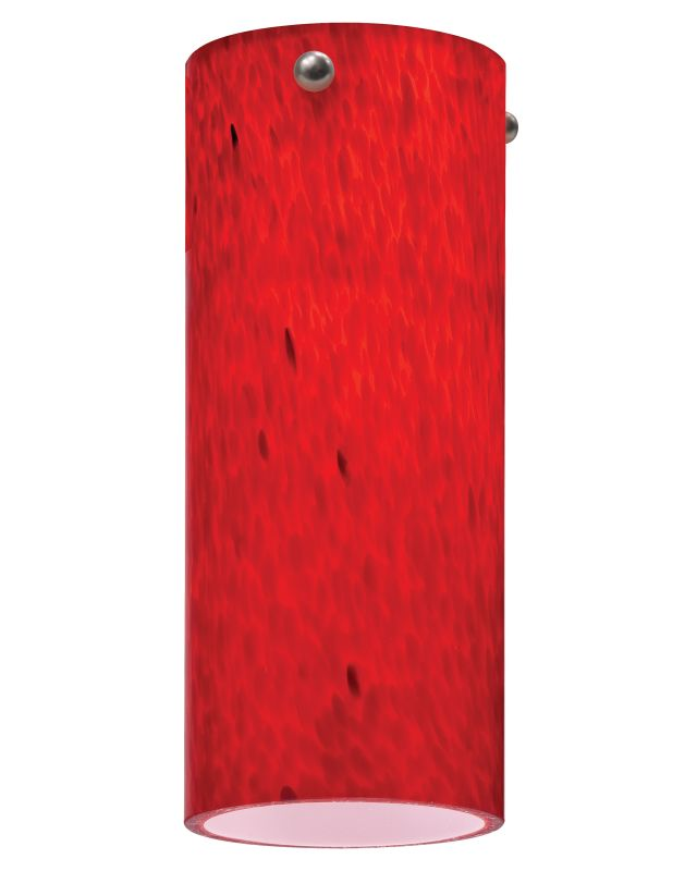 Lithonia Lighting DTCL 1005 M6 Apple Red Decorative Tall Cylinder