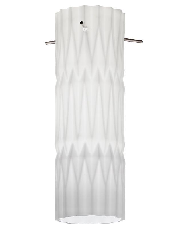Lithonia Lighting DZNT 1003 M6 Frosted White Decorative Cylinder Shade