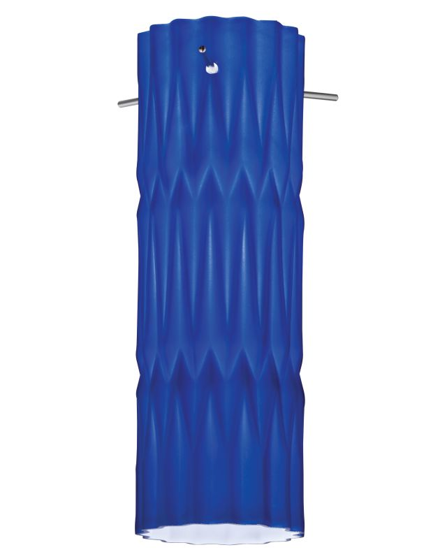 Lithonia Lighting DZNT 1007 M6 Blue Decorative Cylinder Shade Blue