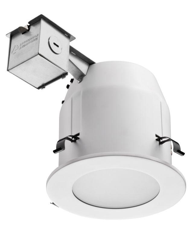 Lithonia Lighting LK5LMW 5 Inch PAR30 Matte White Shower Kit Matte