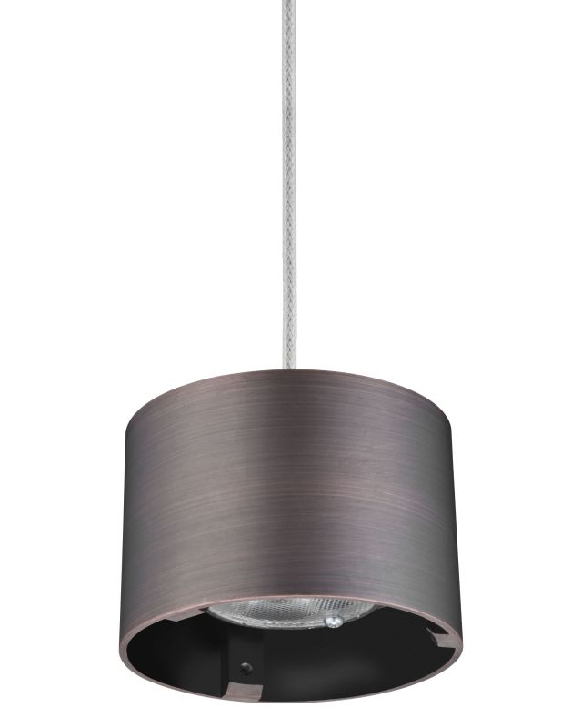 Lithonia Lighting MDPC M6 3 LED Mini Pendant Cylinder Fitter (Fitter Sale $140.76 ITEM: bci1952101 ID#:MDPC BZ M6 UPC: 784231427842 :