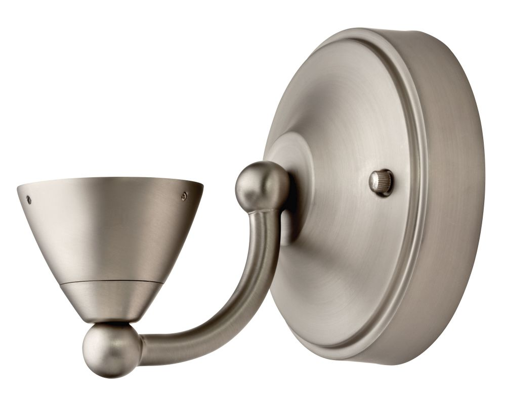Lithonia Lighting MWSB 3 LED Wall Sconce Bullet Fitter (Fitter Only)