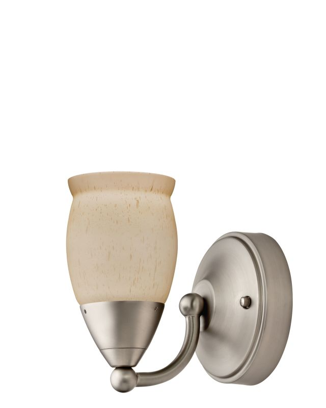 Lithonia Lighting MWSB / DBIL 1015 M6 3 LED Bullet Fitter Wall Sconce
