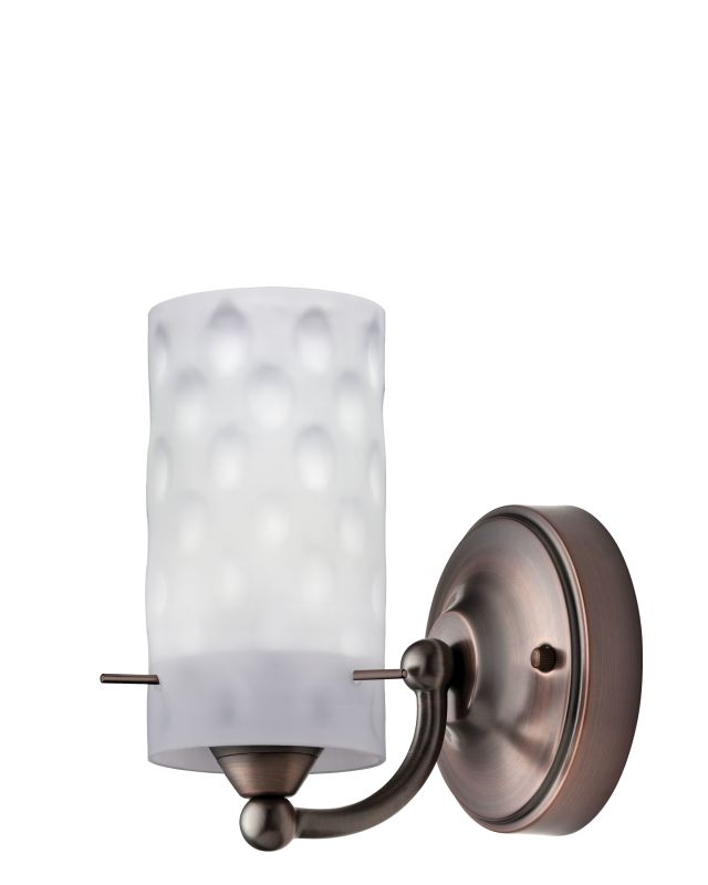 Lithonia Lighting MWSB / DGDT 1003 M6 3 LED Bullet Fitter Wall Sconce