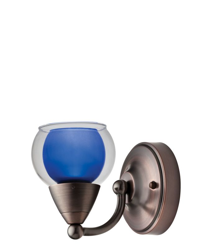 Lithonia Lighting MWSB / DGNG 1007 M6 3 LED Bullet Fitter Wall Sconce