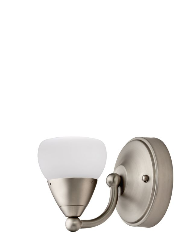 Lithonia Lighting MWSB / DSBL 1001 M6 3 LED Bullet Fitter Wall Sconce Sale $142.43 ITEM: bci1952289 ID#:MWSB / DSBL 1001 M6 Brushed Nickel / Opal White UPC: 784231427866 :