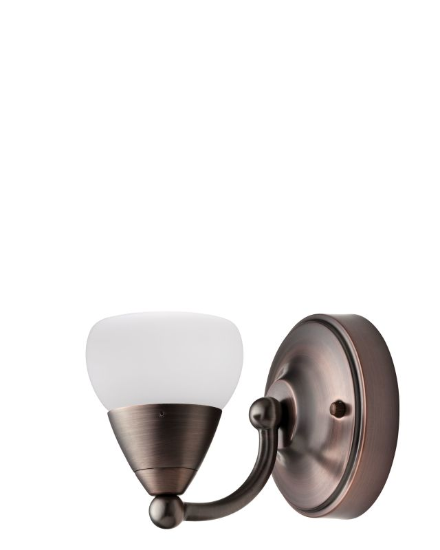 Lithonia Lighting MWSB / DSBL 1001 M6 3 LED Bullet Fitter Wall Sconce