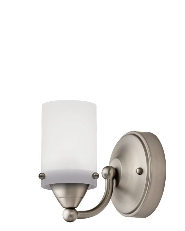 Lithonia Lighting MWSB / DSCL 1001 M6 3 LED Bullet Fitter Wall Sconce