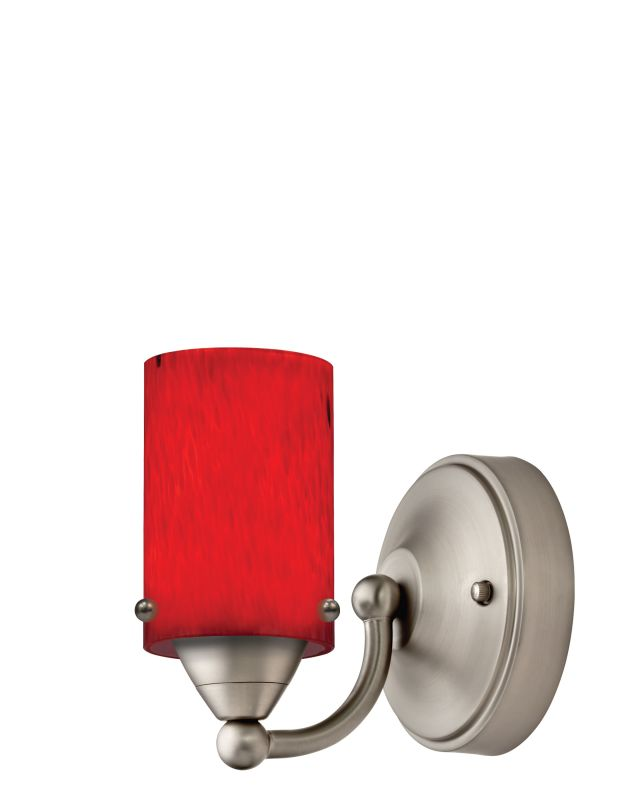 Lithonia Lighting MWSB / DSCL 1005 M6 3 LED Bullet Fitter Wall Sconce