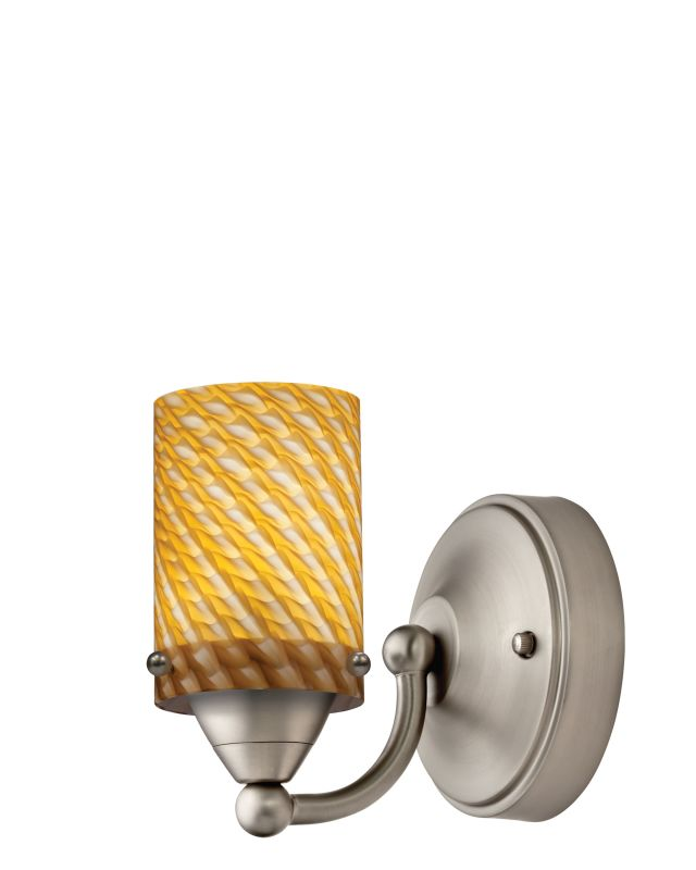 Lithonia Lighting MWSB / DSCL 1009 M6 3 LED Bullet Fitter Wall Sconce