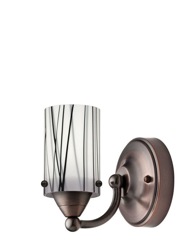 Lithonia Lighting MWSB / DSCL 1010 M6 3 LED Bullet Fitter Wall Sconce
