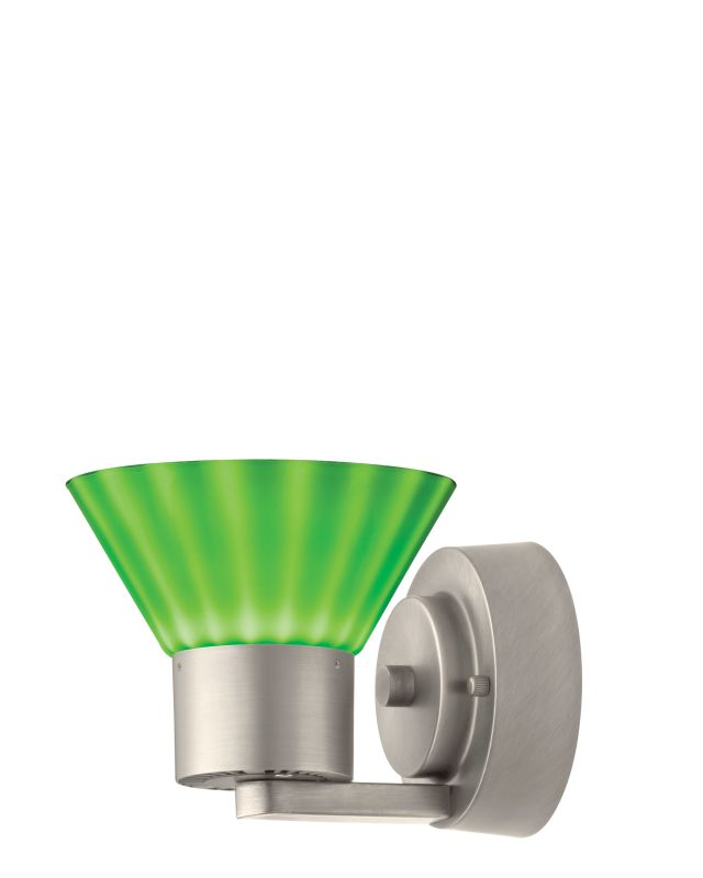 Lithonia Lighting MWSC / DCNE 1008 M6 3 LED Cylinder Fitter Wall Sale $151.29 ITEM: bci1952329 ID#:MWSC / DCNE 1008 M6 Brushed Nickel / Green Melon :