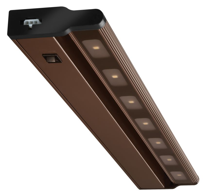 "Lithonia Lighting UCLD 24 M4-LQ 24"" LED Under Cabinet Light Bronze"