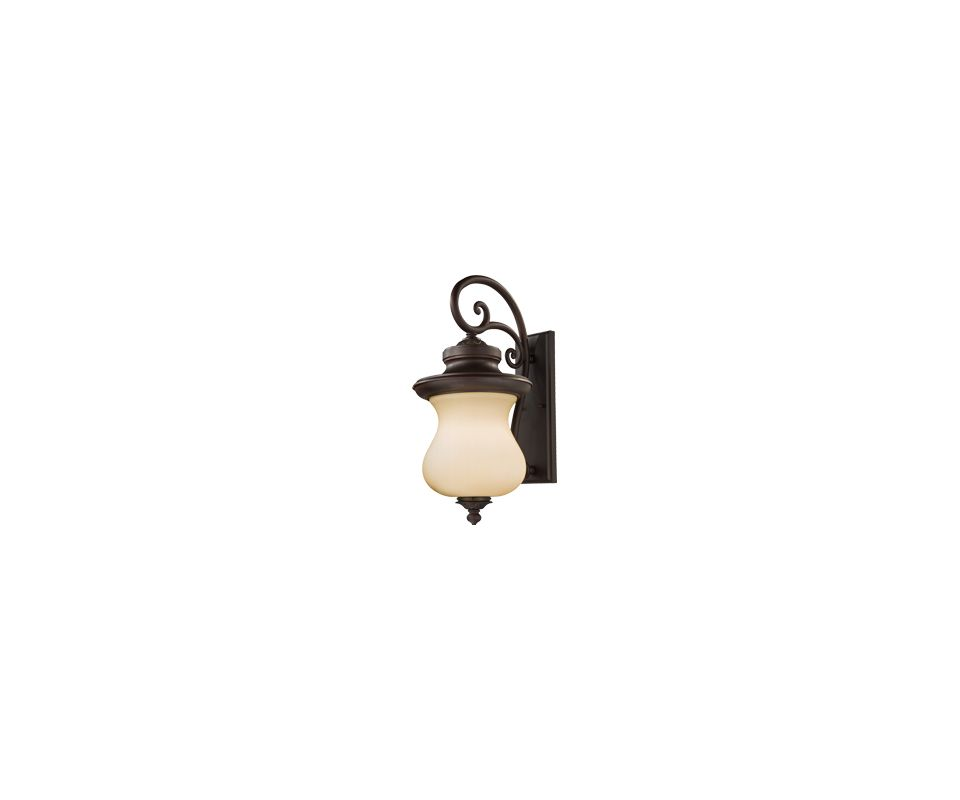 Lithonia Lighting ODLL13 1 Light Outdoor Wall Sconce from the Hershey