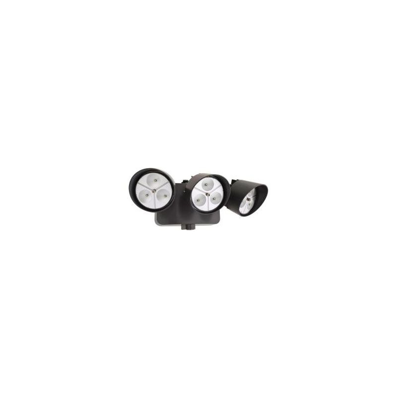 Lithonia Lighting OFLR 9LC 120 P Functional 3-Head Outdoor