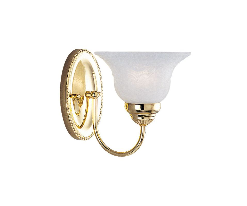 Livex Lighting 1531 Edgemont Bathroom Wall Sconce with 1 Light