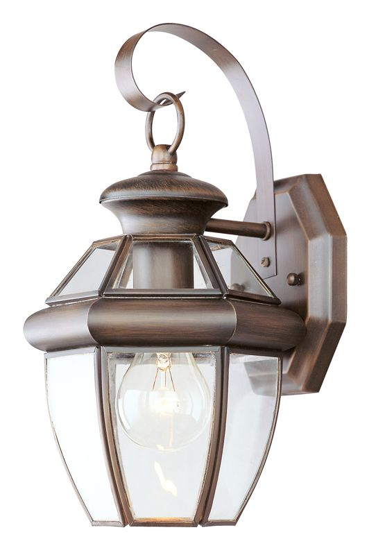 Livex Lighting 2051 Monterey 1 Light Outdoor Wall Sconce Imperial