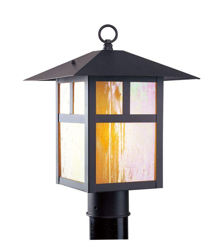Livex Lighting 2134 Montclair Mission 1 Light Outdoor Post Light