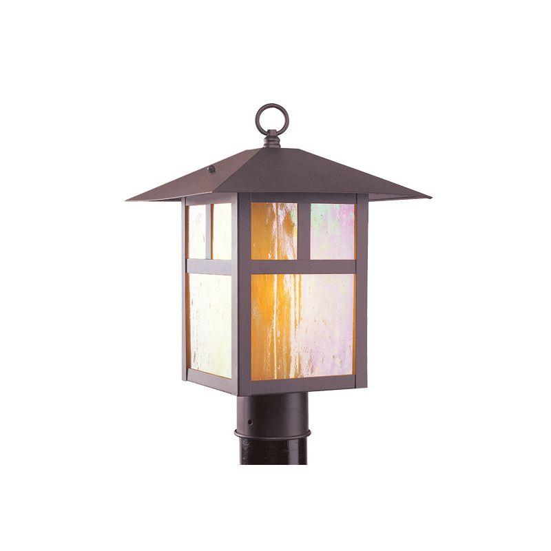 Livex Lighting 2140 Montclair Mission 1 Light Outdoor Post Light
