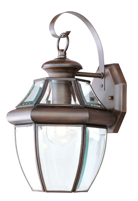 Livex Lighting 2151 Monterey 1 Light Outdoor Wall Sconce Imperial