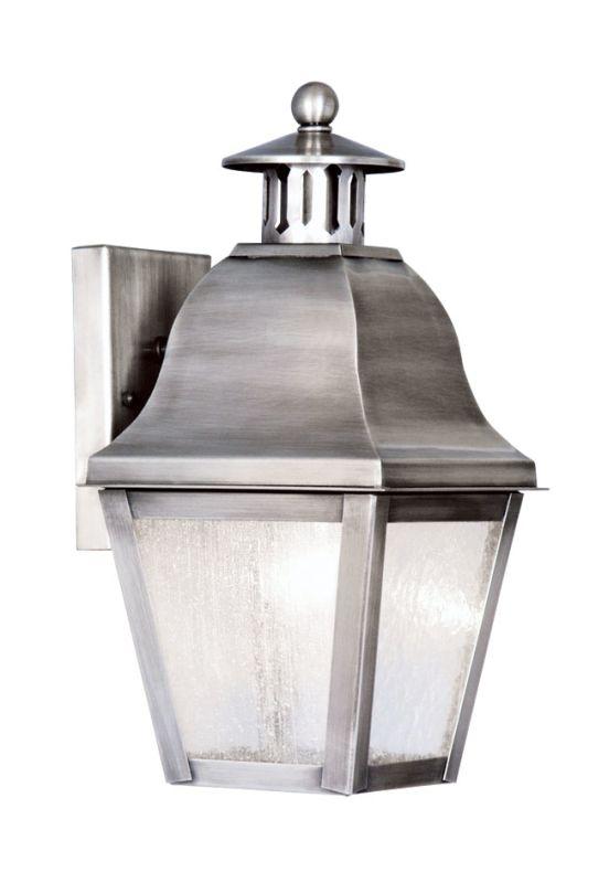 Livex Lighting 2550 Amwell Medium Outdoor Wall Sconce with 1 Light