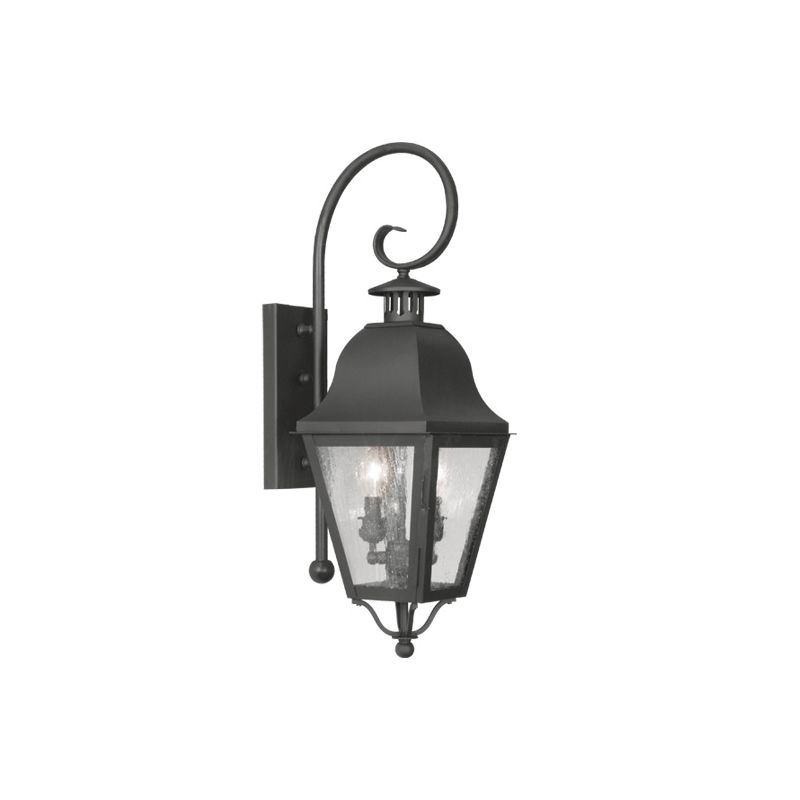 Livex Lighting 2551 Amwell Large Outdoor Wall Sconce with 2 Lights Sale $399.90 ITEM: bci1033749 ID#:2551-04 UPC: 847284010376 :