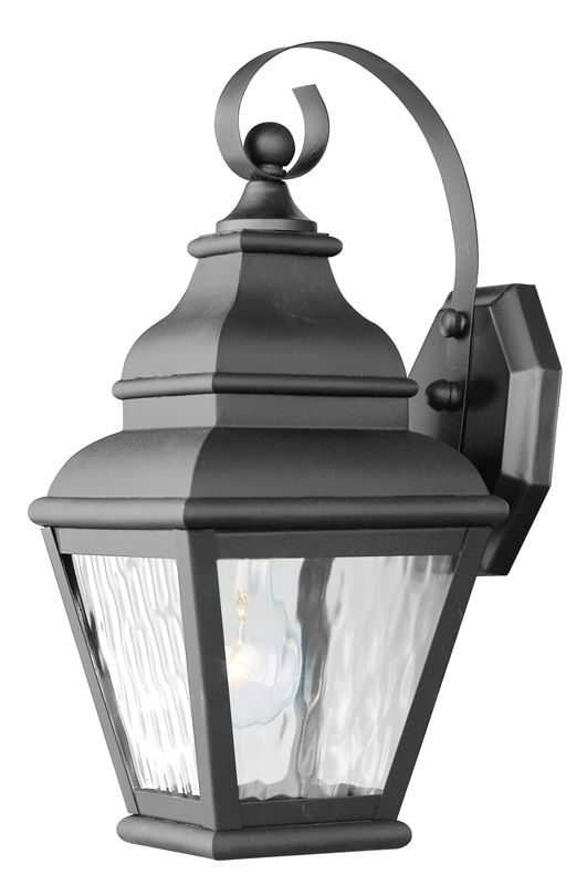 Livex Lighting 2601 Exeter Large Outdoor Wall Sconce with 1 Light Sale $199.90 ITEM: bci1033795 ID#:2601-04 UPC: 847284010758 :