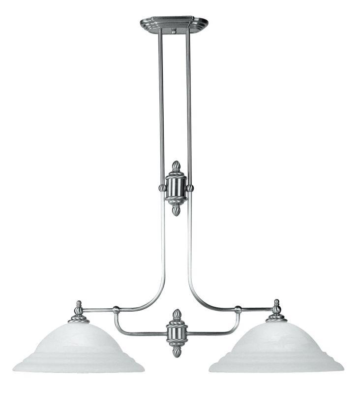 Livex Lighting 4252 North Port 2 Light 1 Tier Linear Chandelier