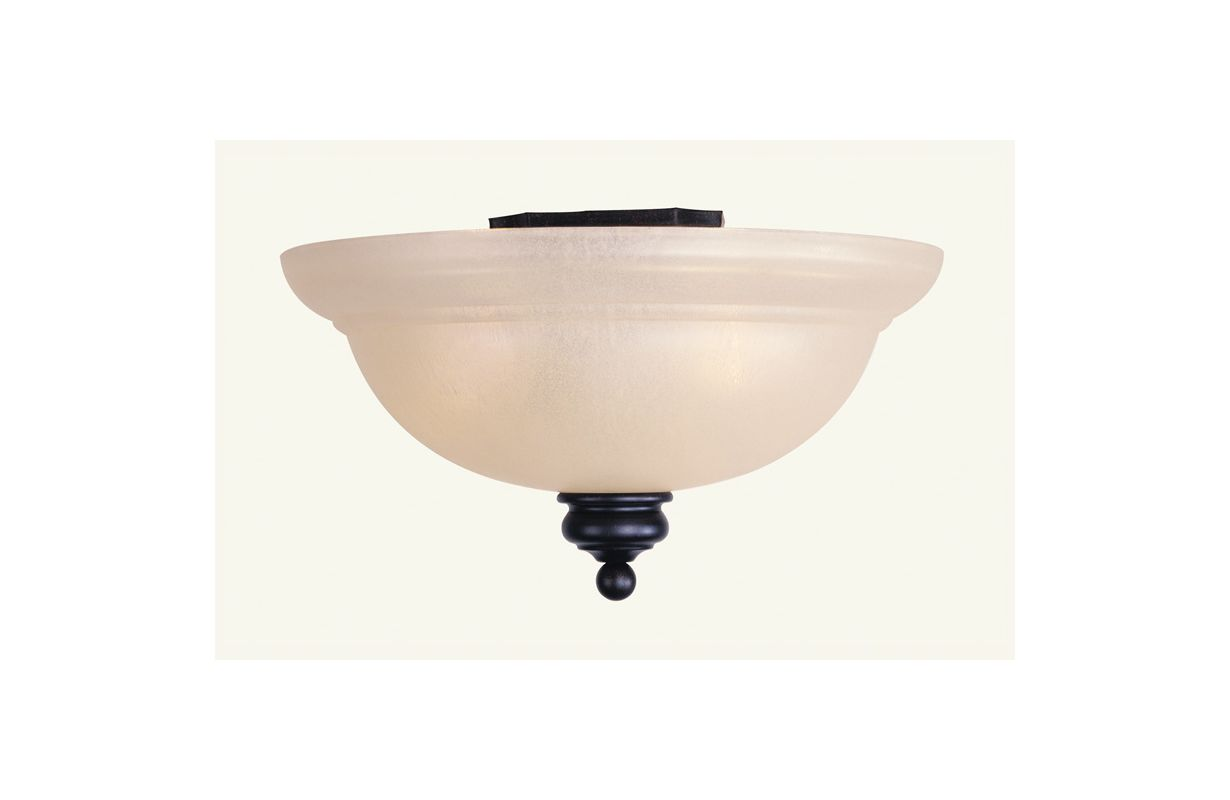 Livex Lighting 4437 3 Light 180W Semi-Flush Ceiling Light with Medium