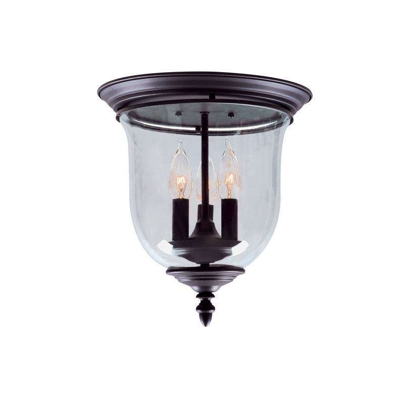 Livex Lighting 5021 Legacy 3 Light Flush Mount Ceiling Fixture Bronze Sale $159.90 ITEM: bci1034129 ID#:5021-07 UPC: 847284001688 :