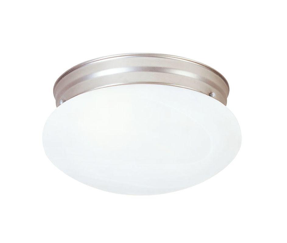 Livex Lighting 7003 Ceiling Mounts 2 Light Flush Mount Ceiling Fixture
