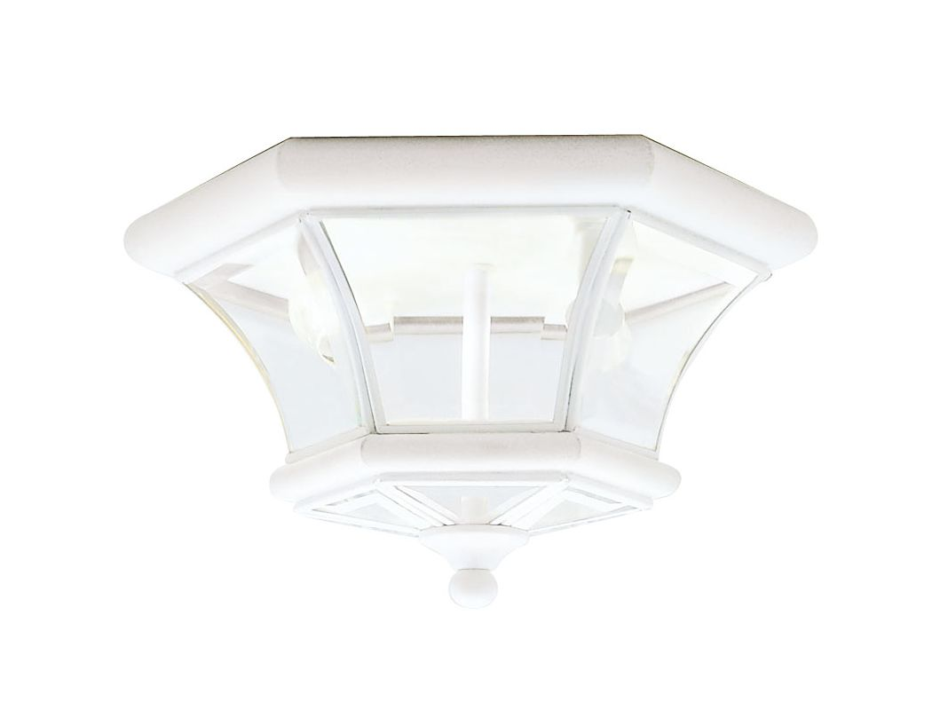 Livex Lighting 7052 Monterey/Georgetown 2 Light Flush Mount Ceiling Sale $139.90 ITEM: bci1034415 ID#:7052-03 UPC: 847284011878 :