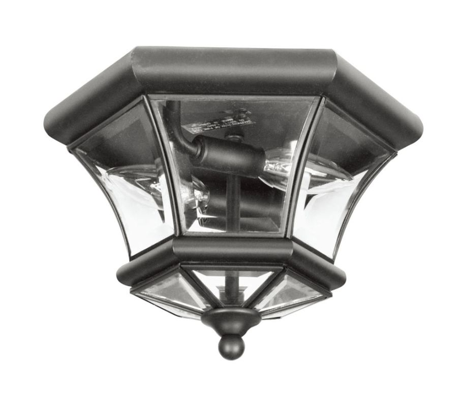 Livex Lighting 7052 Monterey/Georgetown 2 Light Flush Mount Ceiling Sale $139.90 ITEM: bci1034416 ID#:7052-04 UPC: 847284002418 :