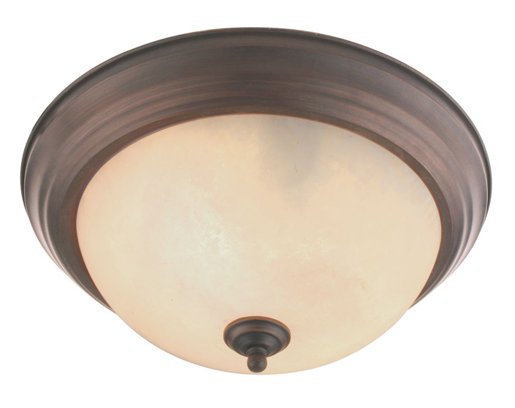 Livex Lighting 7322 Regency 2 Light Flush Mount Ceiling Fixture
