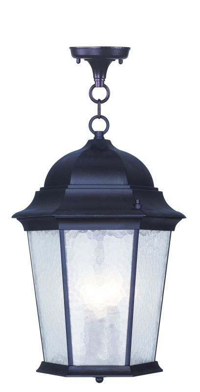 Livex Lighting 7569 Hamilton 3 Light Outdoor Pendant Bronze Outdoor Sale $199.90 ITEM: bci1791262 ID#:7569-07 UPC: 847284006379 :
