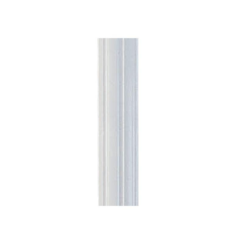 "Livex Lighting 7708 Cast Aluminum Fluted Post for Post Lights - 3"""