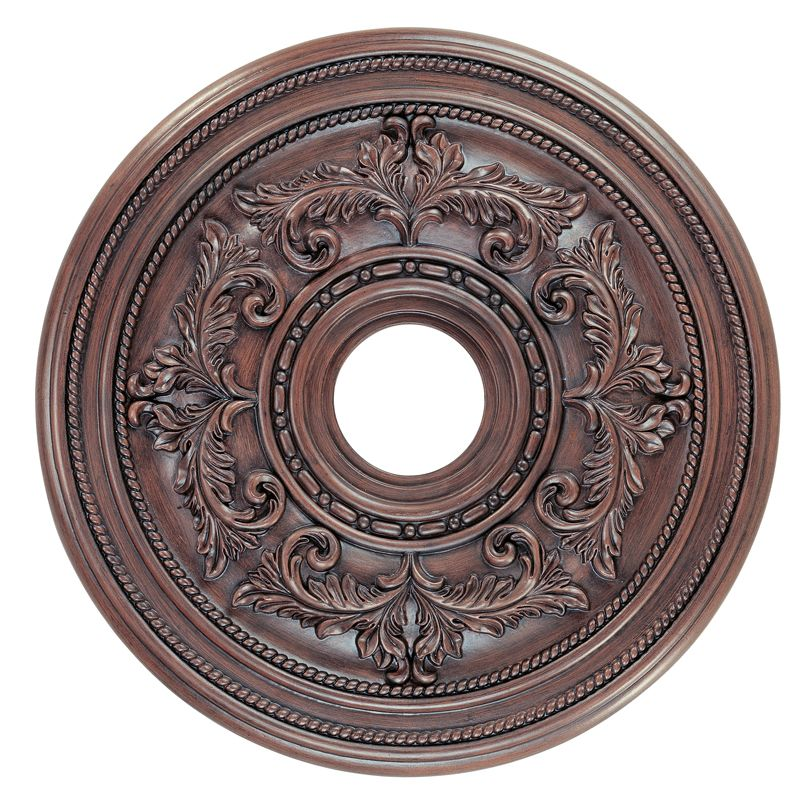 Livex Lighting 8200 Ceiling Medallion from Ceiling Medallion Series - Sale $149.90 ITEM: bci1034801 ID#:8200-58 UPC: 847284020597 :