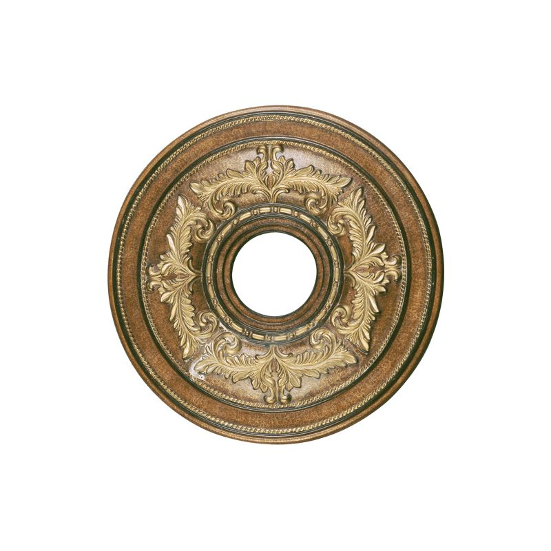 Livex Lighting 8205 Ceiling Medallion from Ceiling Medallion Series - Sale $119.90 ITEM: bci1034808 ID#:8205-57 UPC: 847284020665 :