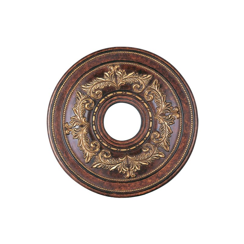 Livex Lighting 8205 Ceiling Medallion from Ceiling Medallion Series - Sale $139.90 ITEM: bci1034810 ID#:8205-63 UPC: 847284020689 :
