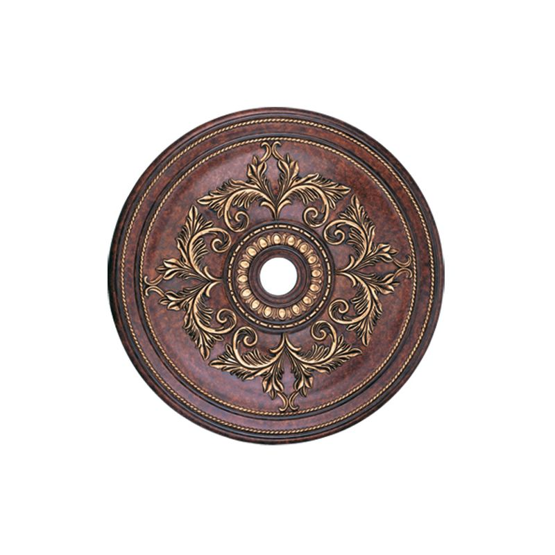 Livex Lighting 8211 Ceiling Medallion from Ceiling Medallion Series - Sale $499.90 ITEM: bci1034829 ID#:8211-63 UPC: 847284020856 :