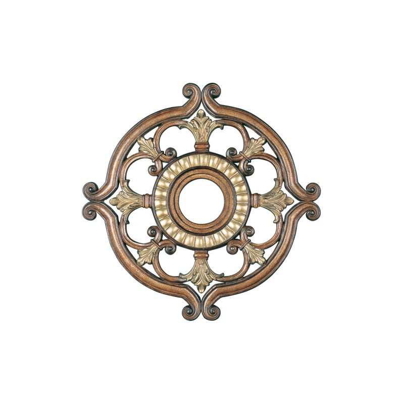Livex Lighting 8216 Ceiling Medallion from Ceiling Medallion Series - Sale $159.90 ITEM: bci1034837 ID#:8216-57 UPC: 847284020931 :