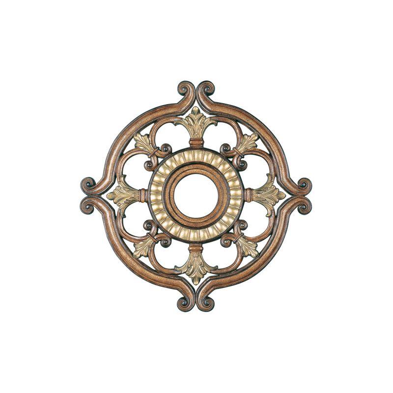 Livex Lighting 8216 Ceiling Medallion from Ceiling Medallion Series - Sale $159.90 ITEM: bci1034837 ID#:8216-57 UPC: 847284020931 :