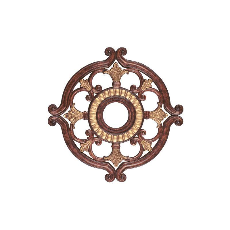 Livex Lighting 8216 Ceiling Medallion from Ceiling Medallion Series - Sale $159.90 ITEM: bci1034838 ID#:8216-63 UPC: 847284020948 :