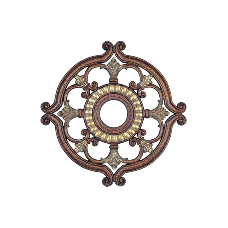 Livex Lighting 8216 Ceiling Medallion from Ceiling Medallion Series - Sale $179.90 ITEM: bci1034839 ID#:8216-64 UPC: 847284020955 :