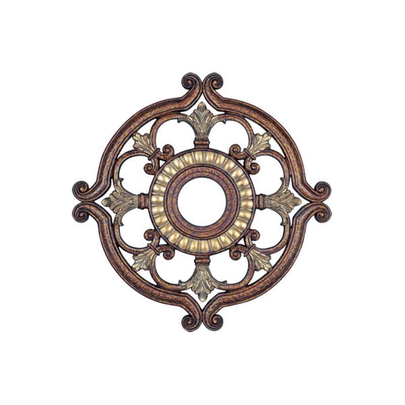 Livex Lighting 8216 Ceiling Medallion from Ceiling Medallion Series - Sale $179.90 ITEM: bci1034839 ID#:8216-64 UPC: 847284020955 :