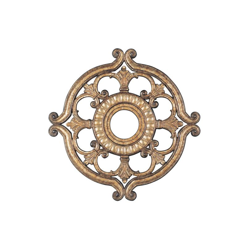 Livex Lighting 8216 Ceiling Medallion from Ceiling Medallion Series - Sale $179.90 ITEM: bci1034840 ID#:8216-65 UPC: 847284020962 :